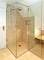 glaserei zettl glasduschen. Black Bedroom Furniture Sets. Home Design Ideas
