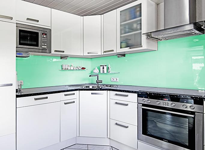 Glaserei Zettl - Küchenrückwände